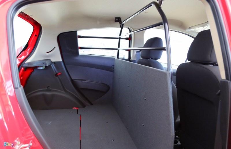 Bán xe Chevrolet Spark đời 2017, màu đỏ, nhập khẩu nguyên chiếc-7