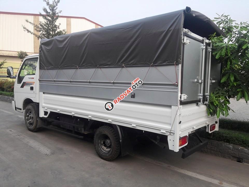 Bán xe 2,4 tấn K165S đời 2017, màu trắng-1