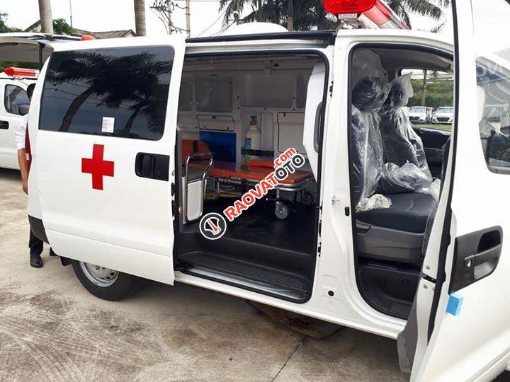 Bán Hyundai Starex cứu thương-1