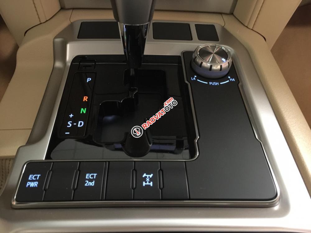 Cần bán Toyota Land Cruiser VX đời 2018, màu đen, nhập khẩu nguyên chiếc Nhật Bản-19