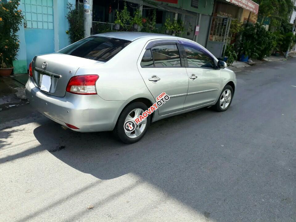 Bán Toyota Vios số tự động, cuối 2009, đầu 2010, BKS TP, giá bán 320tr-2