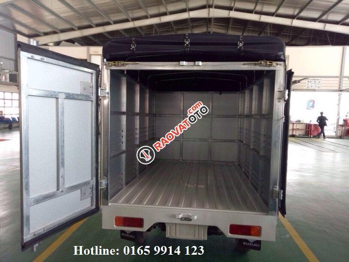Bán Suzuki Super Carry Truck phiên bản thùng siêu dài duy nhất tại Suzuki Vân Đạo. LH: 01659914123-2