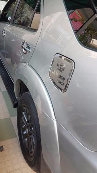 Bán xe Toyota Fortuner 2015, màu bạc, nhập khẩu, còn mới-3