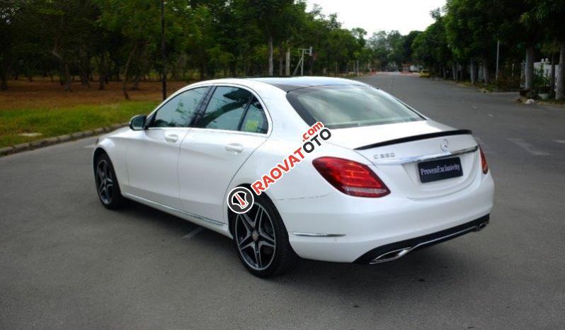Cần bán Mercedes C250 Exclusive đời 2016, màu trắng - Thanh toán 500 triệu rinh xe về ngay-5