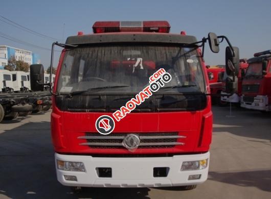 Xe cứu hỏa Dongfeng nhập khẩu nguyên chiếc 2017, với thiết kế độc đáo, chất lượng cao, giao ngay-1