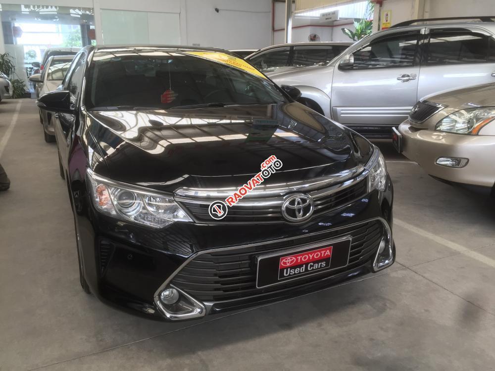 Bán xe Toyota Camry 2.5Q năm 2015. Bao test chính hãng-0