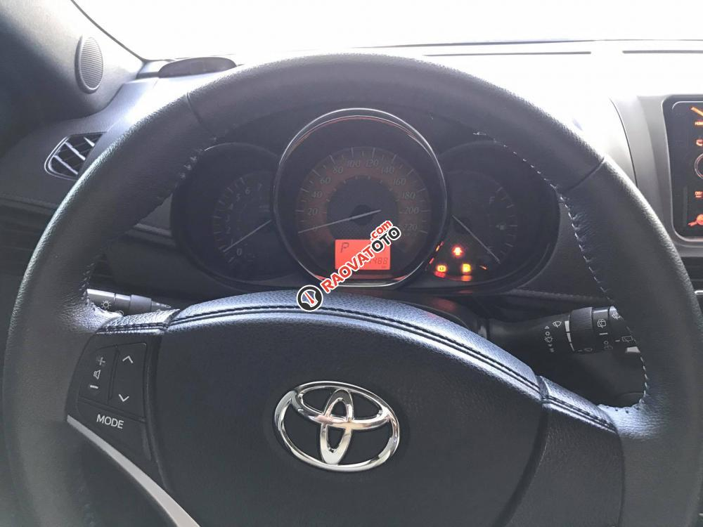 Toyota Yaris G nhập khẩu 8/2016, màu trắng, đi 1.4 vạn-10