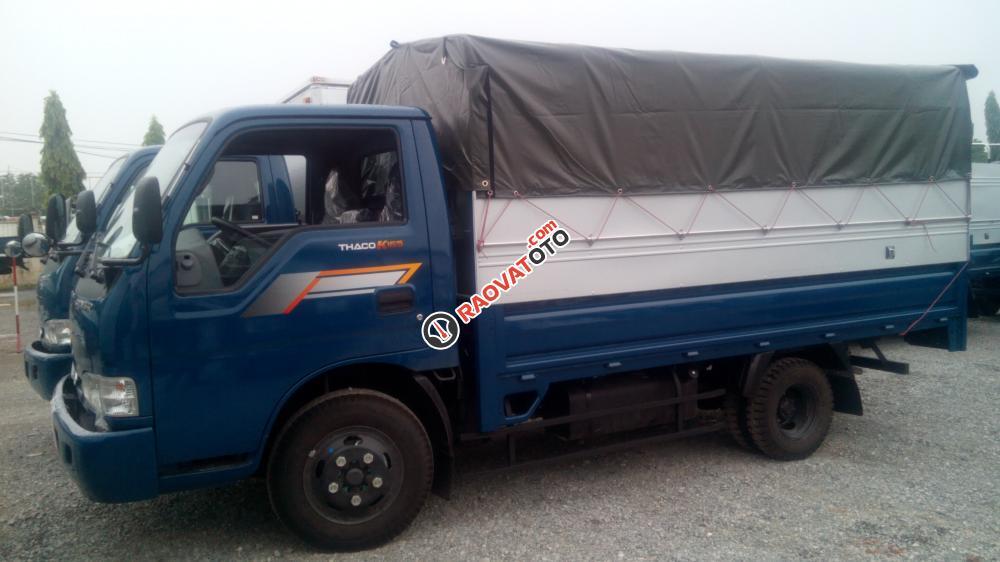 Bán xe Kia K165 tải trọng 2.4 tấn, giá tốt nhất, đảm bảo chất lượng, uy tín, giao xe nhanh-0