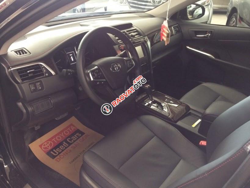 Cần bán Toyota Camry 2.5Q 2015, màu đen-5