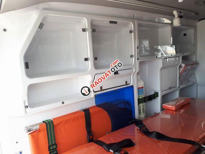 Bán Hyundai Starex cứu thương-2