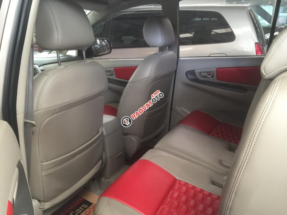 Cần bán Toyota Innova G đời 2012, số tự động. Hỗ trợ vay 70%-4