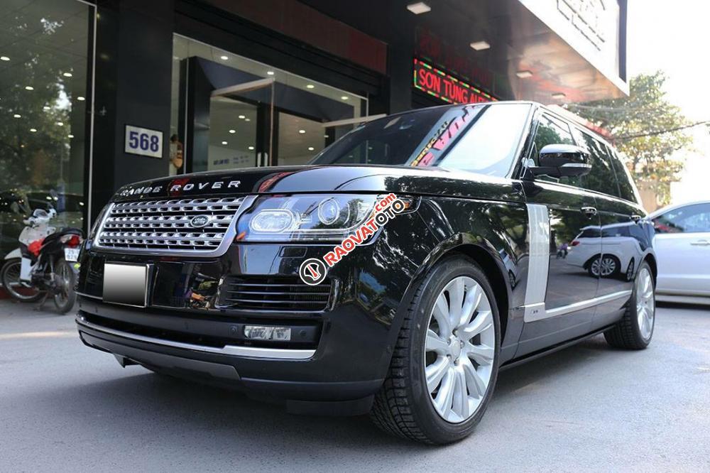 Bán xe LandRover Range Rover Superchaged LWB 5.0 2014, siêu lướt giá tốt nhất-0