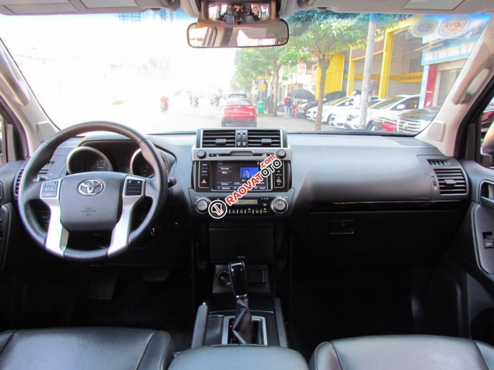 Bán Toyota Land Cruiser Prado năm sản xuất 2015, màu đen, nhập khẩu-6