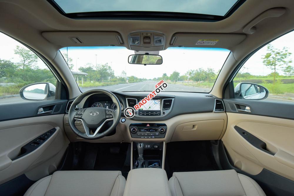 Thanh toán trước chỉ từ 189 triệu đồng, sở hữu ngay Hyundai Tucson bản tiêu chuẩn-3
