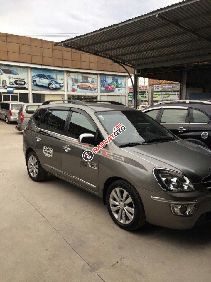 Bán Kia Carens 2.0AT màu vàng cát, số tự động, sản xuất 2010, biển Sài Gòn, đi 57000km-7