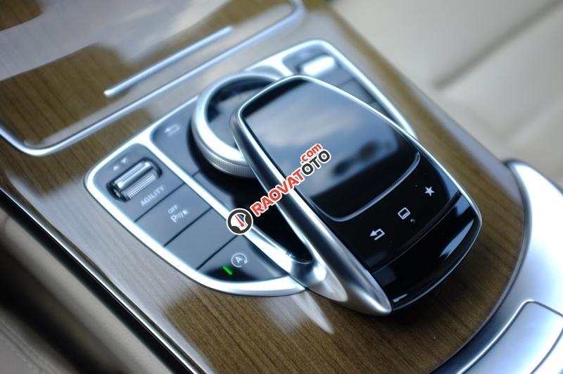Cần bán Mercedes C250 Exclusive đời 2016, màu trắng - Thanh toán 500 triệu rinh xe về ngay-17