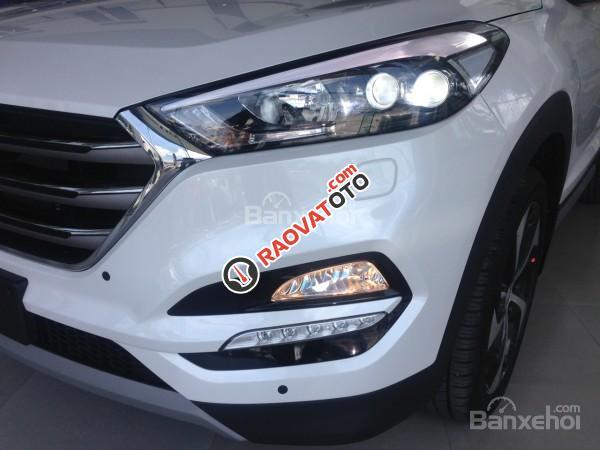 (Hyundai Trường Chinh) cần bán Hyundai Tucson 2017, màu trắng, nhiều màu giao ngay, Lh: 097.88.77.754 giá tốt-3