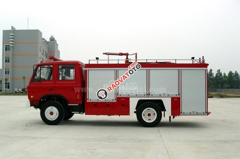 Xe cứu hỏa Dongfeng nhập khẩu nguyên chiếc 2017, với thiết kế độc đáo, chất lượng cao, giao ngay-2