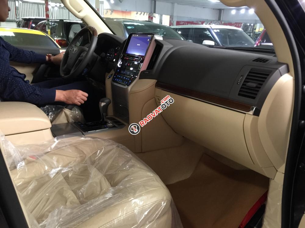 Cần bán Toyota Land Cruiser VX đời 2018, màu đen, nhập khẩu nguyên chiếc Nhật Bản-6