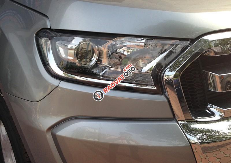Cần bán xe Ford Ranger XLT 4x4 MT đời 2017, màu ghi vàng, nhập khẩu, hỗ trợ trả góp hơn 80%-8