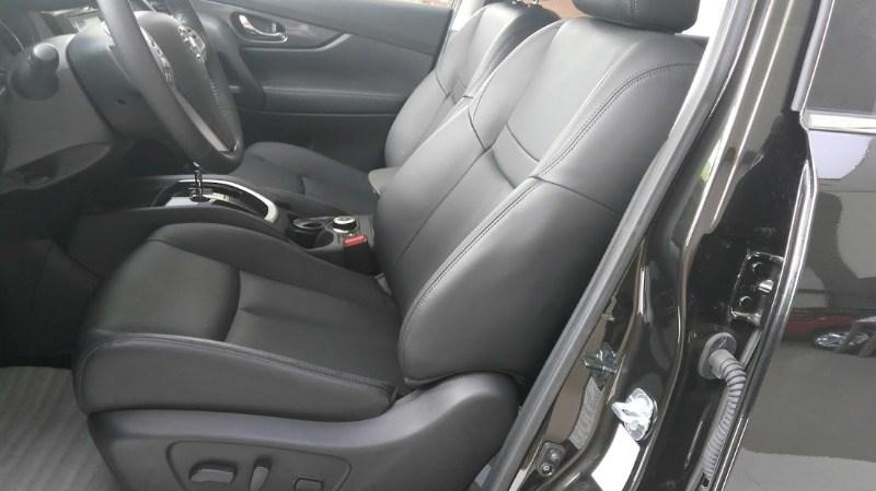 Bán ô tô Nissan X trail năm 2017, màu đen, nhập khẩu nguyên chiếc-12