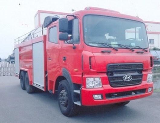 Bán Hyundai HD đời 2017, màu đỏ, nhập khẩu nguyên chiếc-4