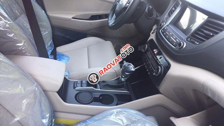 (Hyundai Giải Phóng) Hyundai Tucson 2.0 MPI 2017, giá ưu đãi, nhận xe ngay-4