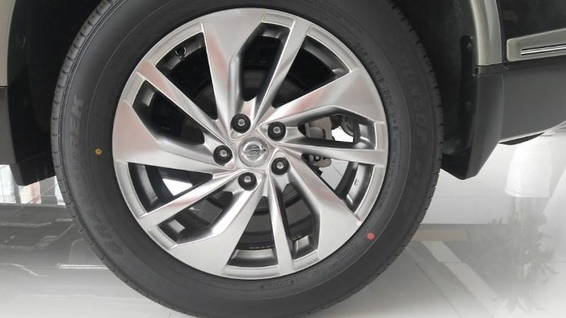 Bán xe Nissan X trail 2.5 4WD đời 2017, màu đen, nhập khẩu chính hãng, giá chỉ 957 triệu-7