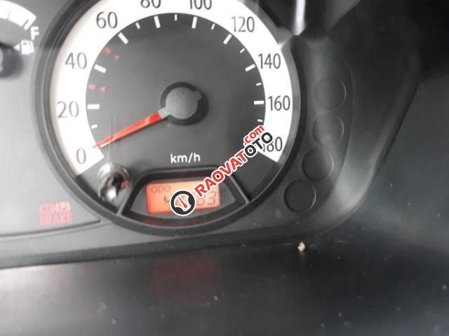 Cần bán lại xe Kia Morning đời 2009, màu xám giá cạnh tranh-3