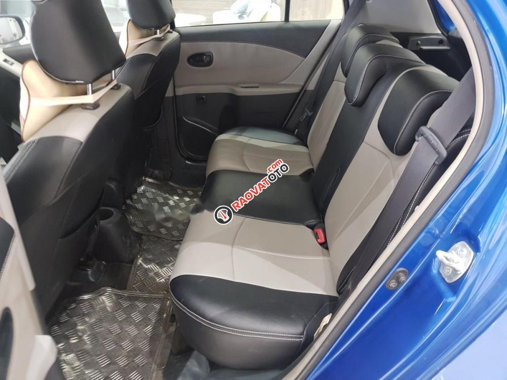 Cần bán lại xe Toyota Yaris 1.3 đời 2008, màu xanh lam, xe nhập-8