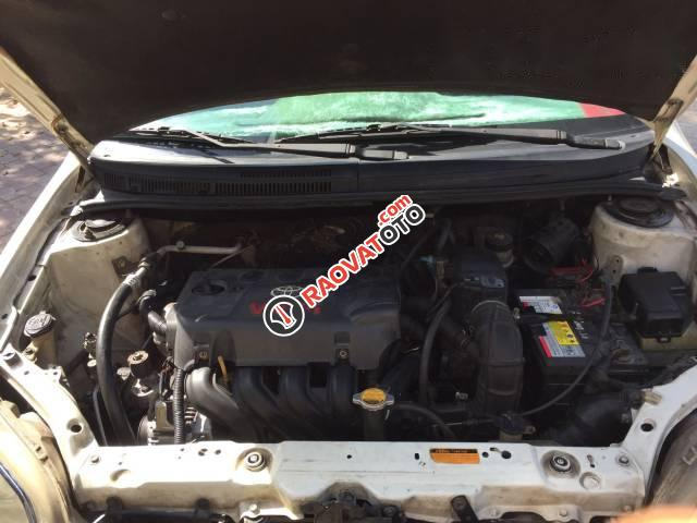 Cần bán Toyota Vios G đời 2006, màu trắng-3