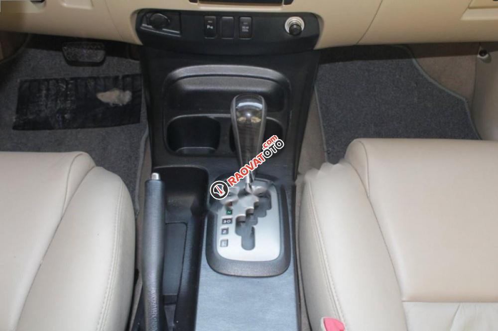 Bán Toyota Fortuner 2.7V 4X2, đời 2016, màu đen số tự động, 910tr-1