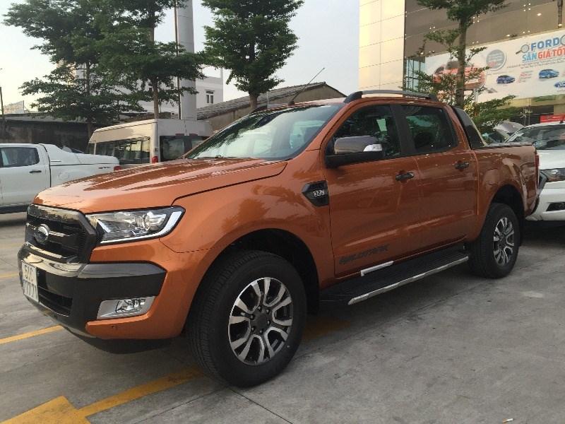 Bán ô tô Ford Ranger đời 2017, nhập khẩu nguyên chiếc-1