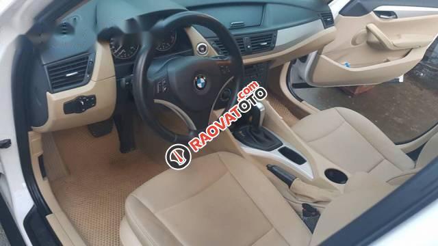 Cần bán BMW X1 3.0 đời 2010, màu trắng, nhập khẩu chính chủ-2