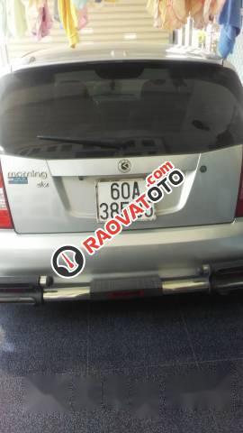 Cần bán xe Kia Morning đời 2003, màu bạc-4