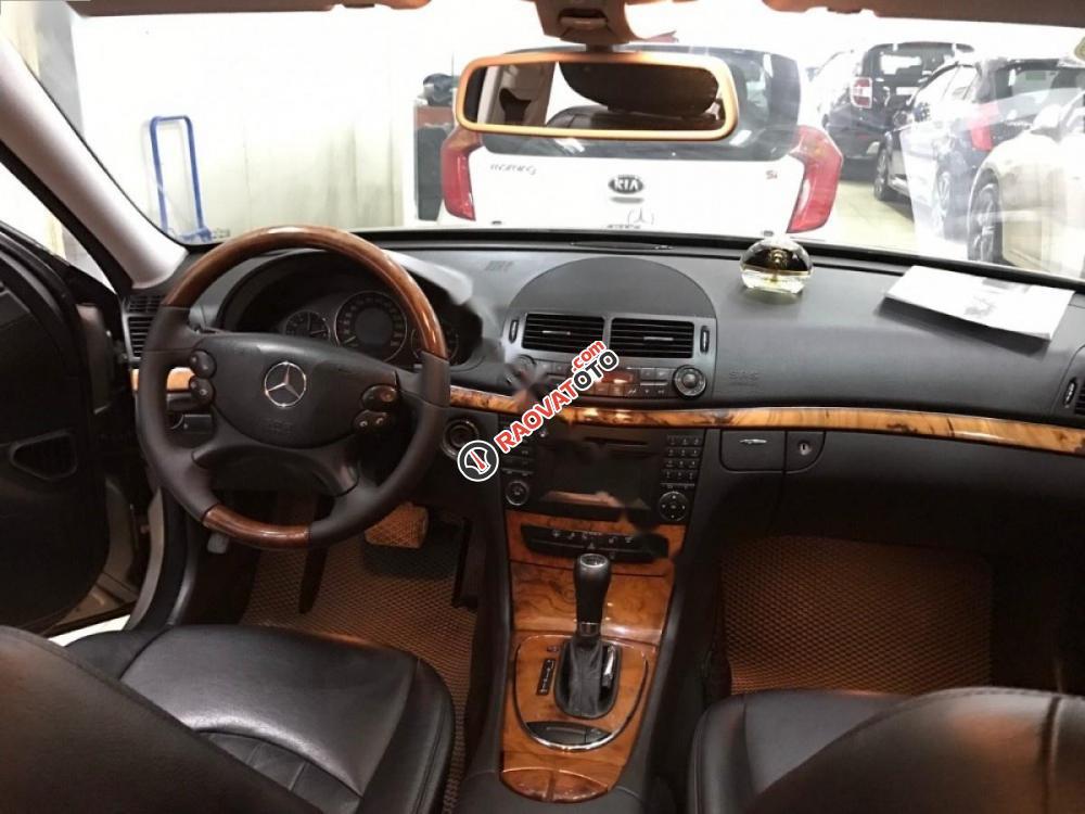 Bán Mercedes E280 đời 2008, màu xám-7