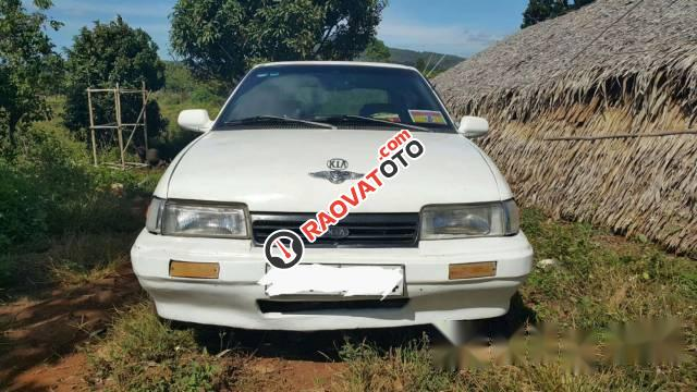 Cần bán Kia Concord 1.3 MT đời 1989, màu trắng, xe nhập-2
