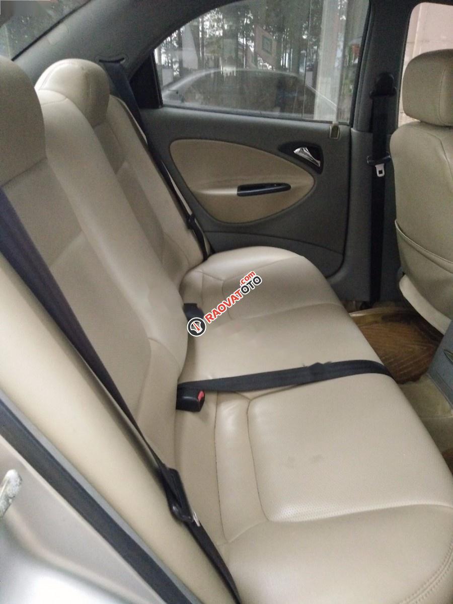 Cần bán lại xe Daewoo Nubira II đời 2003, màu bạc-5