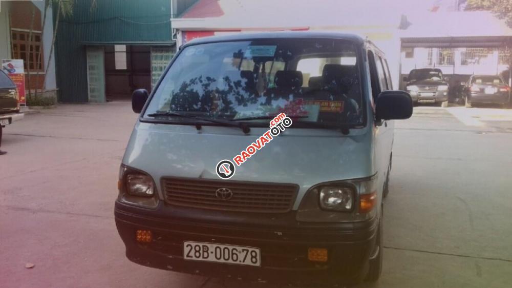 Cần bán lại xe Toyota Hiace năm 2003-0