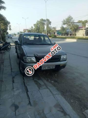 Cần bán xe Toyota Hilux đời 2005, màu xanh-1