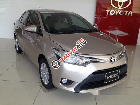 Cần bán xe Toyota Vios 1.5E MT đời 2017-1