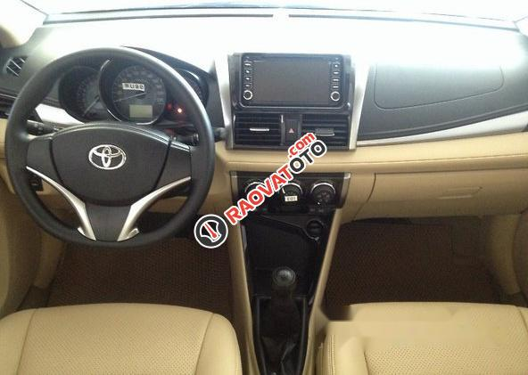 Cần bán xe Toyota Vios 1.5E MT đời 2017-3