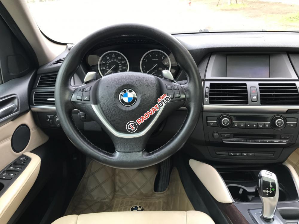 Bán ô tô BMW X6 xDrive35i đời 2010, màu xám (ghi), xe nhập-9