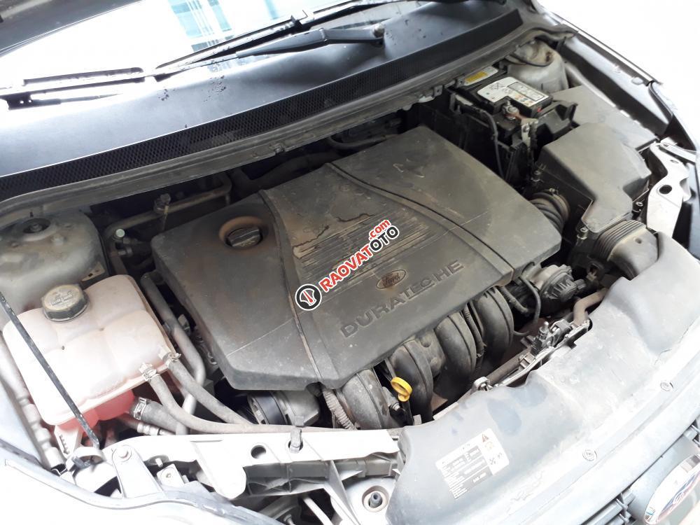 Bán xe Ford Focus 1.8 MT Sedan năm 2011, màu xám (ghi) một chủ từ đầu miễn cò vạc-3