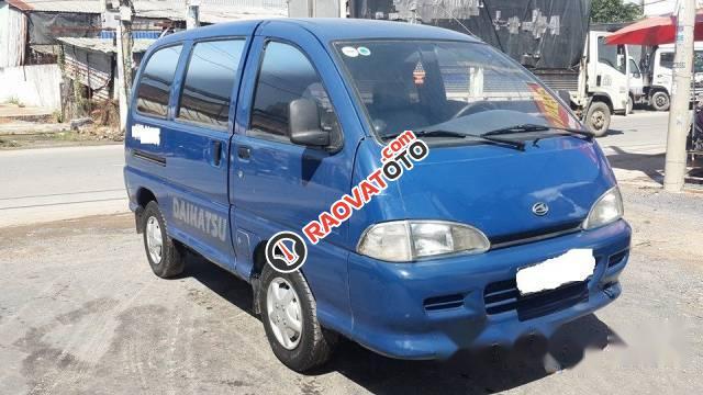 Bán ô tô Daihatsu Citivan đời 2003, màu xanh lam giá cạnh tranh-0