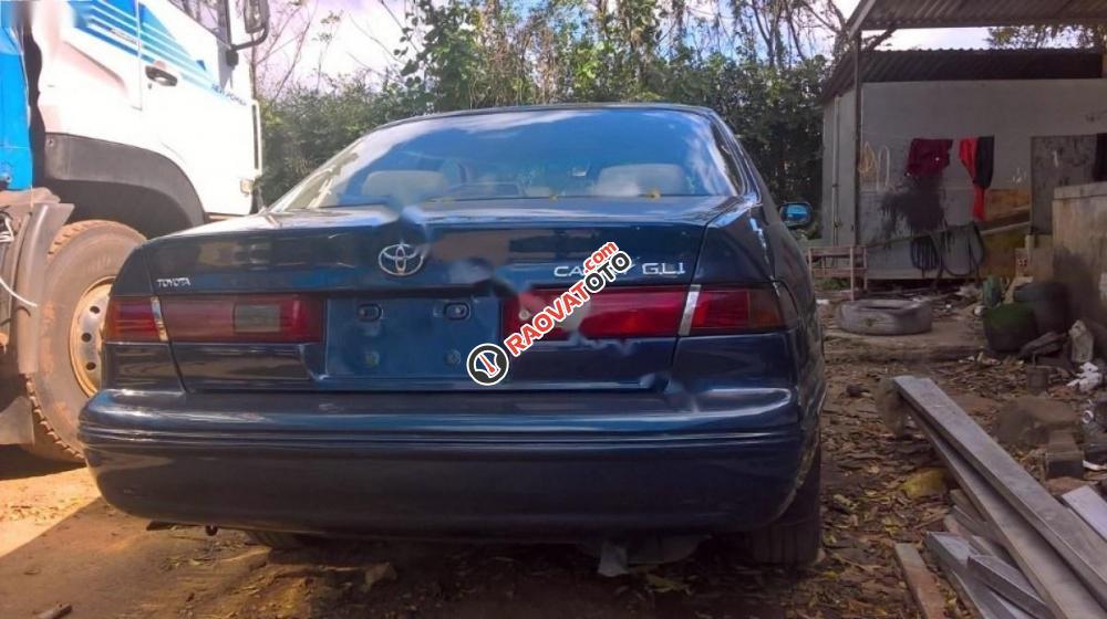 Bán xe Toyota Camry GLi 2.2 năm 1998, màu xanh lam-1