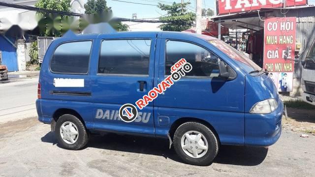 Bán ô tô Daihatsu Citivan đời 2003, màu xanh lam giá cạnh tranh-2