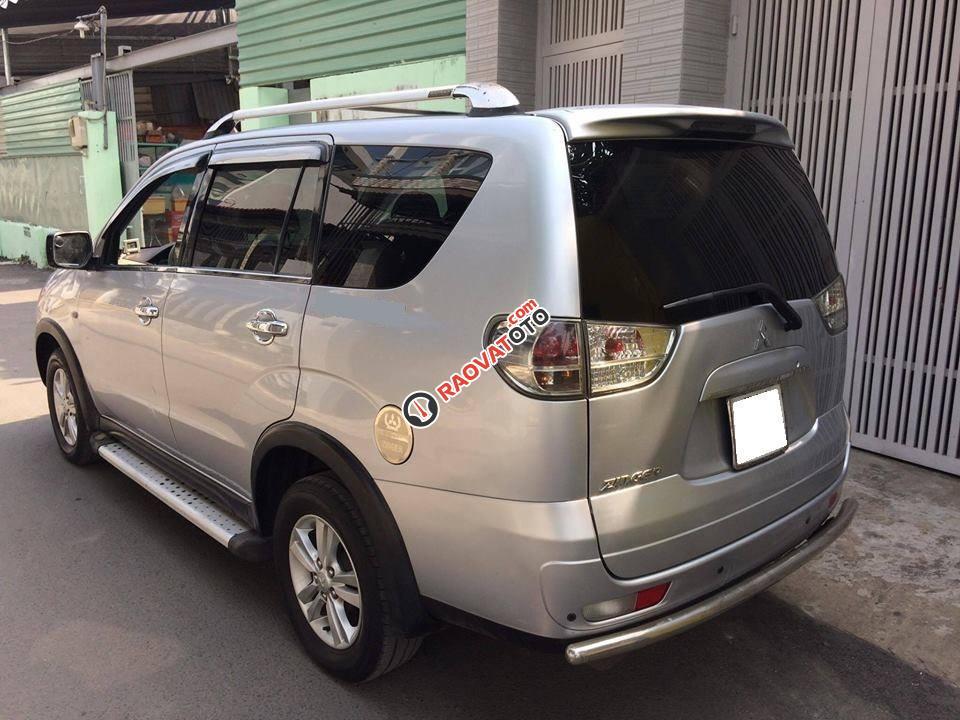 Bán xe Mitsubishi Zinger 2012 số sàn màu bạc đẹp độc-5