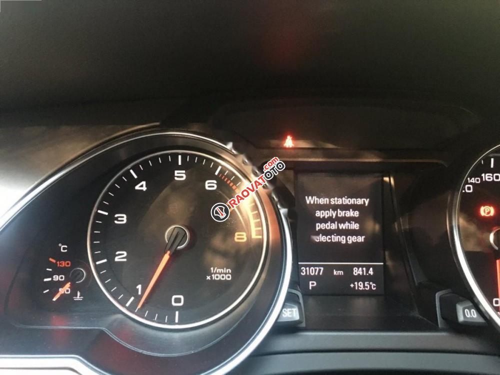 Bán Audi A5 đời 2012, màu bạc, nhập khẩu nguyên chiếc chính chủ-3