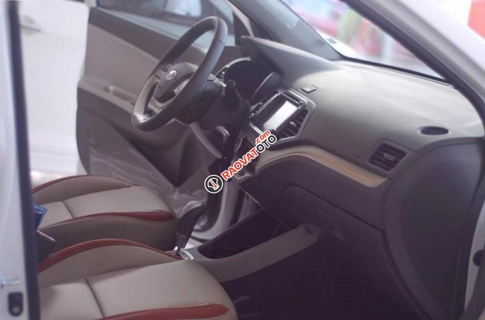Cần bán Kia Morning đời 2017, màu trắng giá cạnh tranh-2